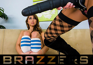 Brazzers is the coolest premium porn website offering pornstars sex videos
