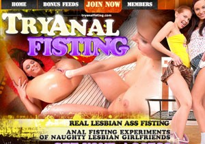 Good pay porn site for anal fisting lovers.
