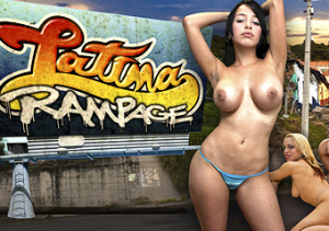 Top premium porn site for sexy latinas in wild action.