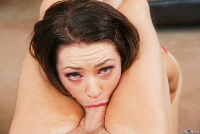 Best paid porn site for deepthroating blowjobs.