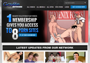 Nasty gay porn site with membership in which you can watch exclusive sex vids.