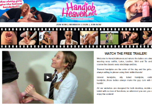 Top fetish porn site for handjob videos.