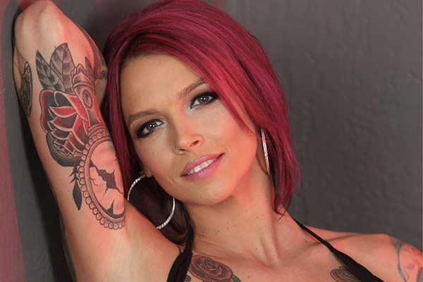 Anna Bell Peaks Porn Star