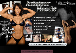 Best premium porn site for female muscle videos and pictures.