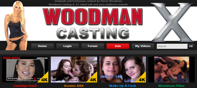 Woodman Casting X review