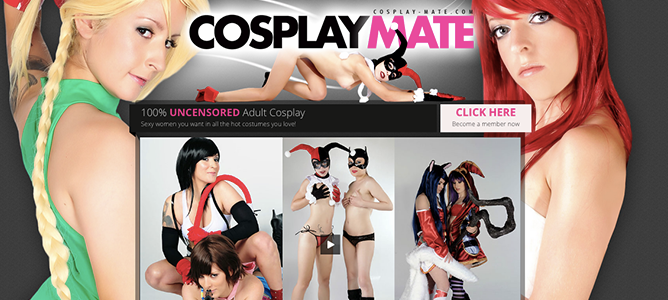 Most popular porn website if you want stunning cosplay content