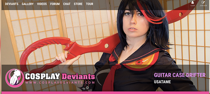 Amazing xxx website to have fun with class-A cosplay HD videos