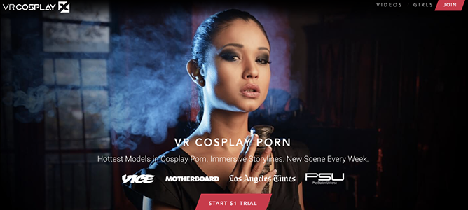 Nice porn website providing great cosplay Hd porn videos
