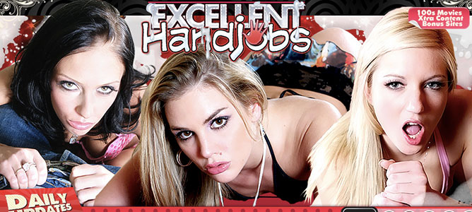 Nice porn site to enjoy some awesome handjob HD videos