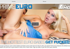 Cheap paid porn site for Euro sex vids.