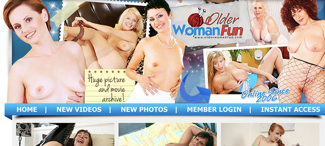 Best xxx website if you're up for awesome granny content