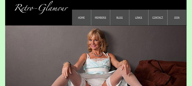 Nice porn website to enjoy great glamcore stuff