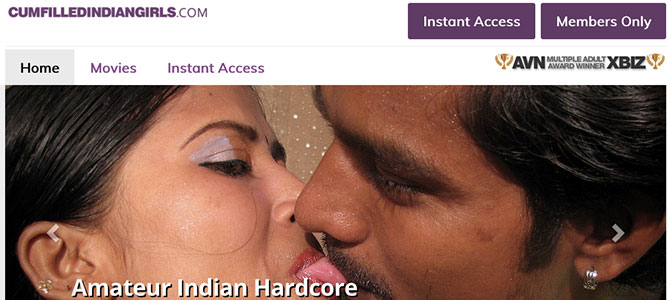 Nice porn site offering hot indian stuff