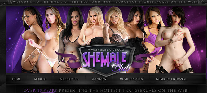 Amazing xxx site providing class-A shemale videos