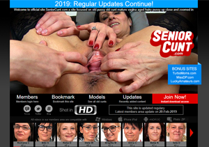 The finest pay porn site for matures lovers.