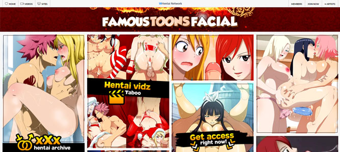 Best hentai porn website where you can find sexy anime girls