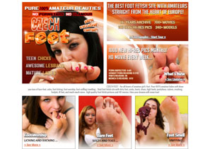 Great pay porn website where you can watch excellent foot fetish xxx vids and pics.
