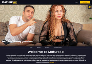 The best pay adult site for 4K mature xxx content.