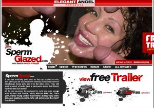 Popular porn site where you can watch cumshot videos.
