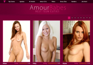 Top models porn site for fresh chicks lovers.