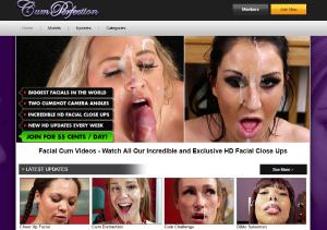 Good adult site about facial cumshots.
