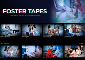 Good pay porn site with taboo family porn