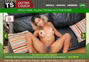 Fine paid porn site about tranny casting vids.