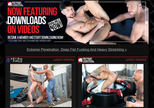 Fine gay paid porn site with fisting videos.