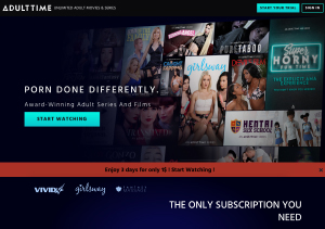adult time is the netflix of porn pay sites