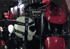 Cheap pay porn site for rubber and latex lovers.